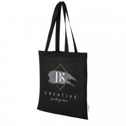 Sacoche en polyester 600D publicitaire Couleur:Noir
