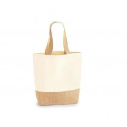 tote bag non tissé thermosoudé Couleur:Jaune
