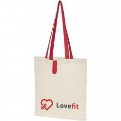 Sacoche en polyester 600D publicitaire Couleur:Rouge