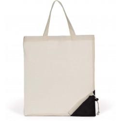 Tote bag de couleurs personnalisés Couleur:Rose