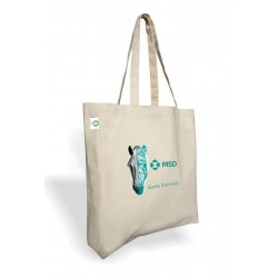 Tote bag bio personnalisable
