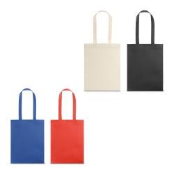 Serviette bi color personnalisable Couleur:Bleu