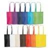 Cabas publicitaires bi colore polyester 600d Couleur:Bleu