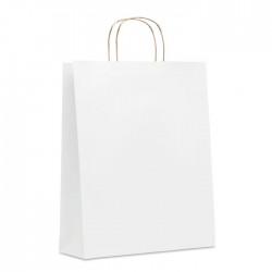Trousse de toilette en PVC transparent Paulo Couleur:Orange