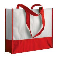 Shopper avec soufflet  Couleur:Noir