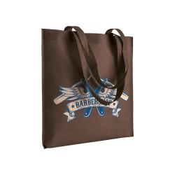 Shopper en coton 135  Couleur:Blanc